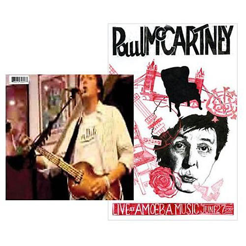 Alliance Paul McCartney - Amoeba's Secret