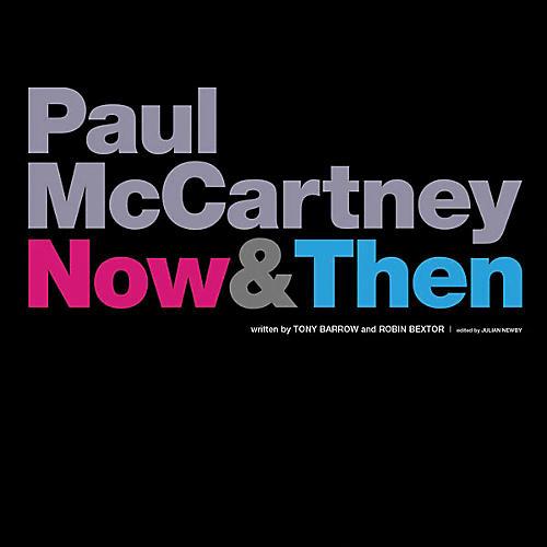 Hal Leonard Paul McCartney Now & Then Book