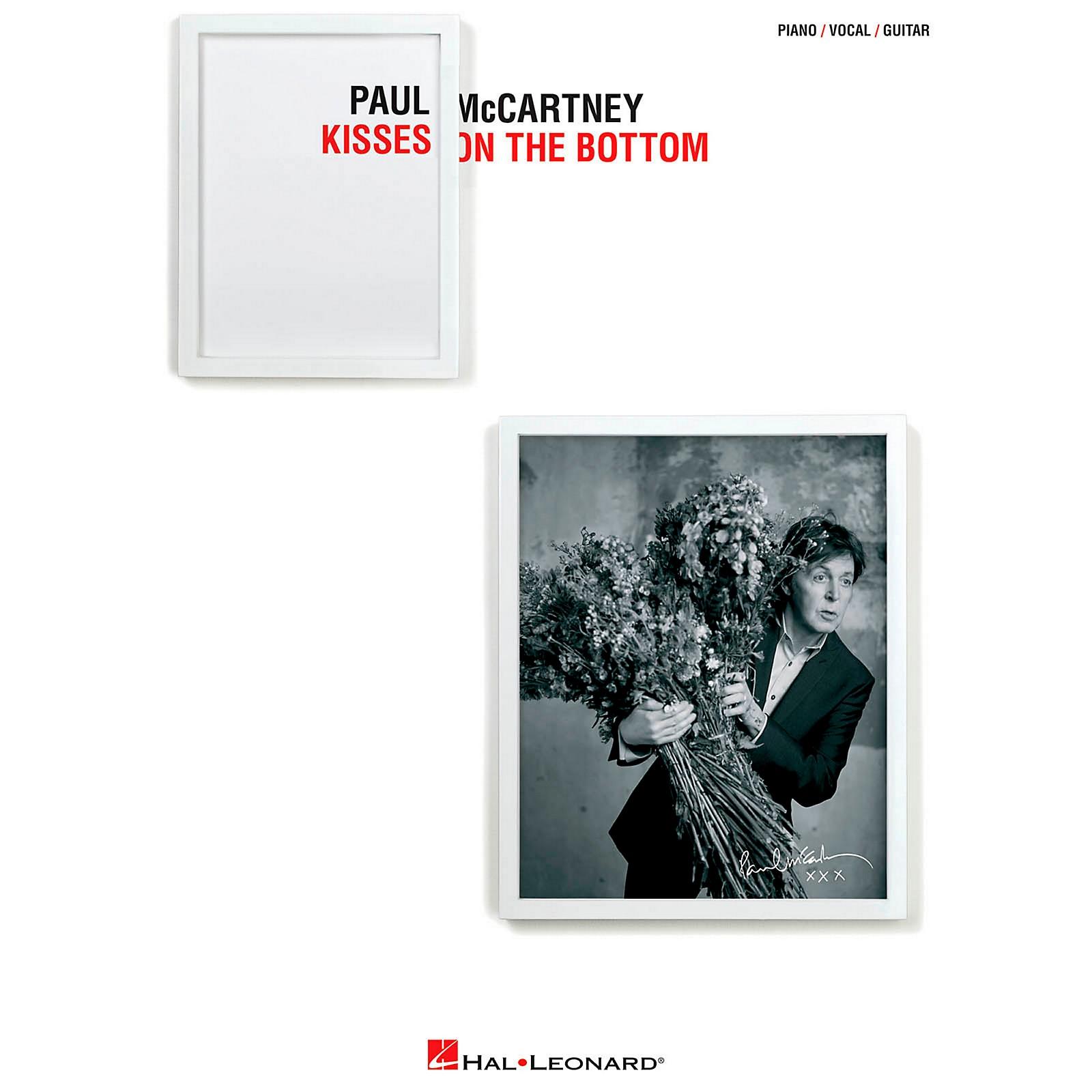 Hal Leonard Paul Mccartney - Kisses On The Bottom for Piano/Vocal/Vocal PVG