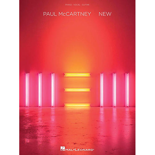 Hal Leonard Paul Mccartney - New for Piano/Vocal/Guitar