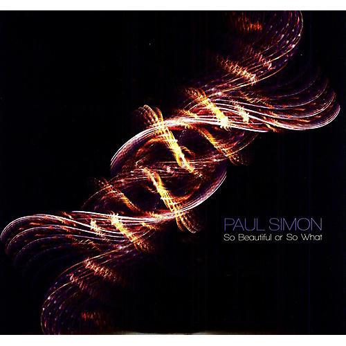 Alliance Paul Simon - So Beautiful or So What