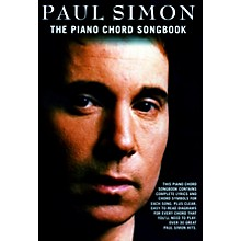Music Sales Paul Simon - The Piano Chord Songbook