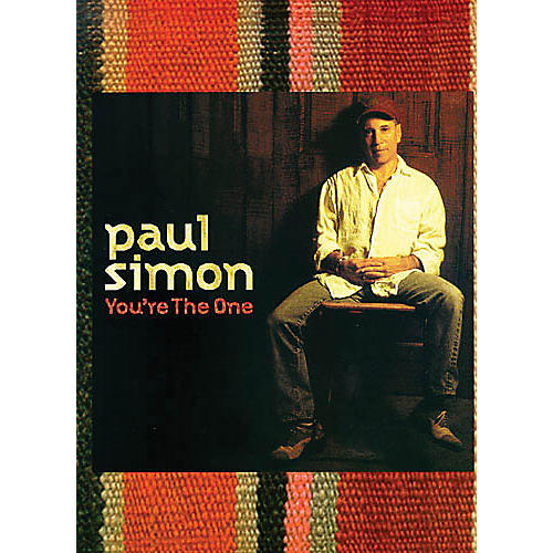 Music Sales Paul Simon - You're the One Music Sales America Series Softcover Performed by Paul Simon