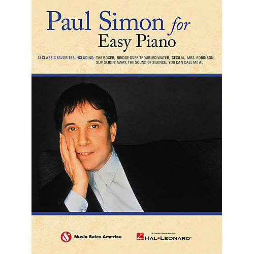 Hal Leonard Paul Simon For Easy Piano