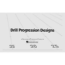 Arrangers Paul Simon Production (Drill Design 32) Marching Band Level 2.5 by Paul Simon Arranged by Jay Dawson