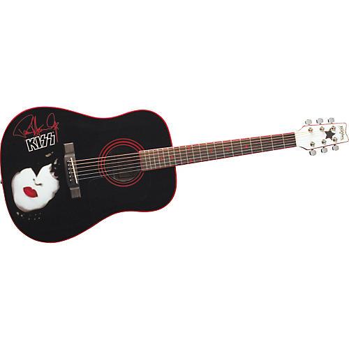 Washburn Paul Stanley Dreadnought Acoustic Guitar