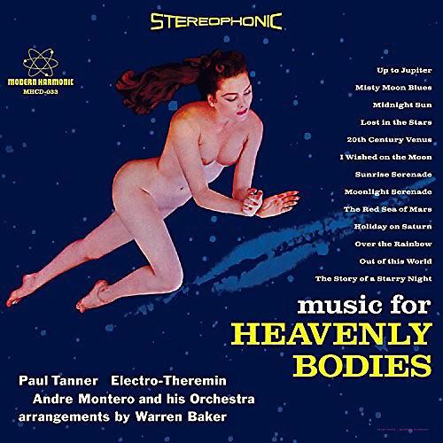 Paul Tanner - Music For Heavenly Bodies