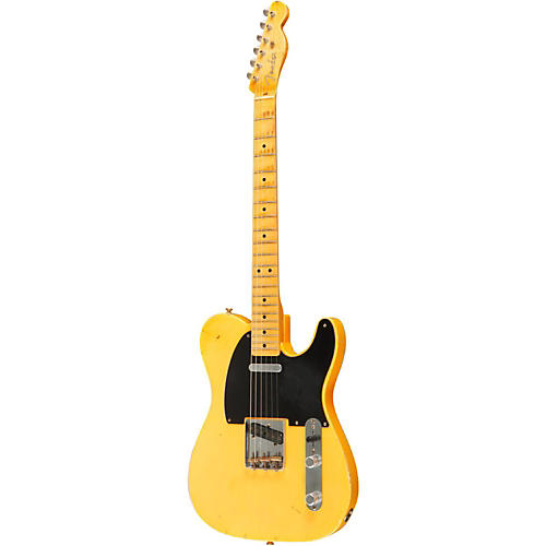 Fender Custom Shop Paul Weller Masterbuilt 1951 Nocaster Light Relic Electric Guitar