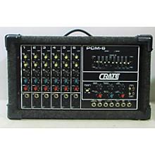 Crate Pcm6 Powered Mixer