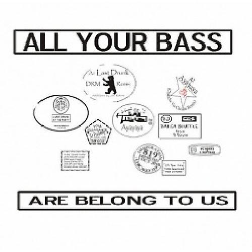 Alliance Peabody & Sherman - All Your Bass Are Belong to Us