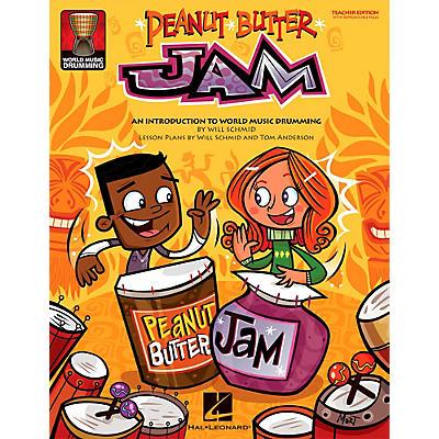Hal Leonard Peanut Butter Jam - An Introduction to World Music Drumming Classroom Kit