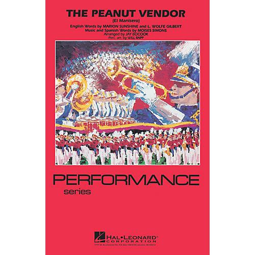 Hal Leonard Peanut Vendor Marching Band Level 3-4 Arranged by Jay Bocook