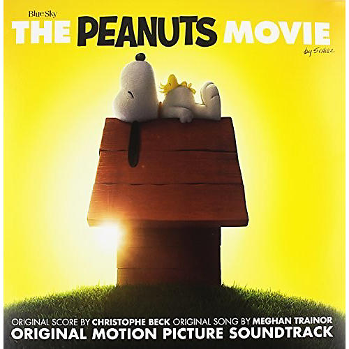 Alliance Peanuts Movie (Original Soundtrack)