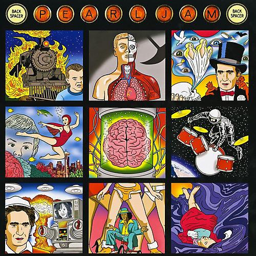 Alliance Pearl Jam - Backspacer