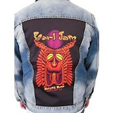 Dragonfly Clothing Pearl Jam - Tiki Torch - Boys Denim Jacket