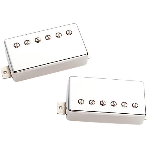 Seymour Duncan Pearly Gates Humbucker Pickup Set Nickel Cover