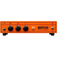 Open BoxOrange Amplifiers Pedal Baby 100 Power amp