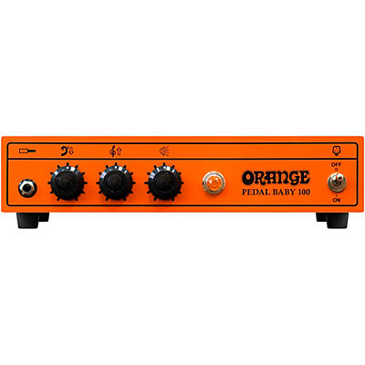 Orange Amplifiers Pedal Baby 100 Power amp