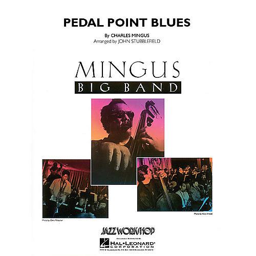 Hal Leonard Pedal Point Blues Jazz Band Level 5 Arranged by John Stubblefield