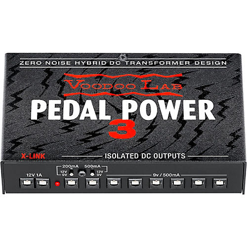 Voodoo Lab Pedal Power 3 8-Output Isolated Power Supply