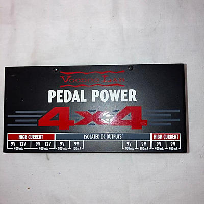 Voodoo Lab Pedal Power 4X4 Power Conditioner