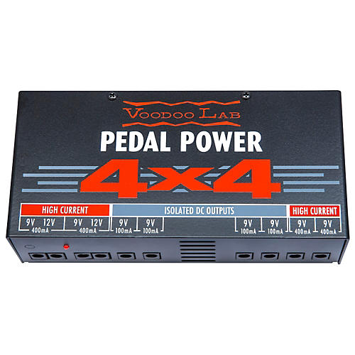 Voodoo Lab Pedal Power 4x4 Condition 1 - Mint