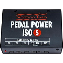 Open BoxVoodoo Lab Pedal Power ISO-5 Power Supply