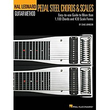 Hal Leonard Pedal Steel Chords & Scales - Hal Leonard Pedal Steel Method Series Book