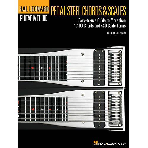 Hal Leonard Pedal Steel Chords & Scales - Hal Leonard Pedal Steel Method Series Book