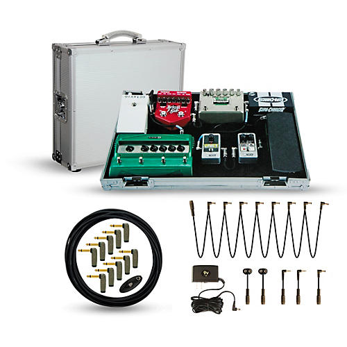 Road Runner Pedalboard Bundle with 1 SPOT Combo Pack Large