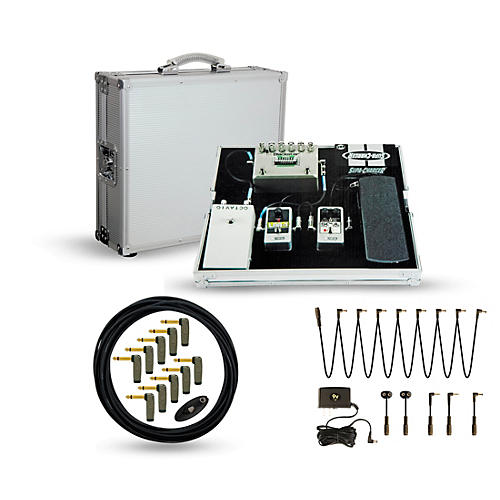 Road Runner Pedalboard Bundle with 1 SPOT Combo Pack Small
