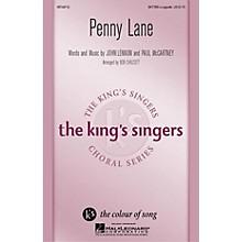 Hal Leonard Penny Lane SATTBB A Cappella arranged by Bob Chilcott