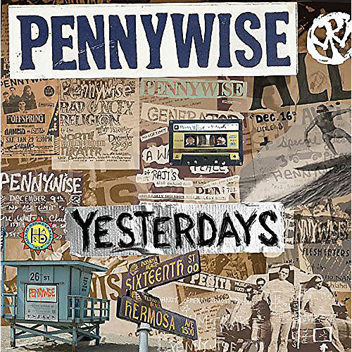 Alliance Pennywise - Yesterdays