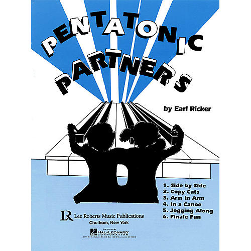 Lee Roberts Pentatonic Partners (Level 1 Duets) Pace Piano Education Series Composed by Earl Ricker
