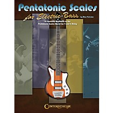 Hal Leonard Pentatonic Scales for Electric Bass (Book)