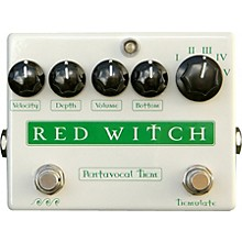 Open Box Red Witch Pentavocal Tremolo Pedal
