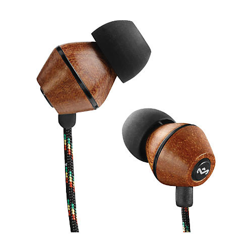 The House of Marley People Get Ready - Midnight In-ear headphone (1-button controller)