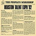 Alliance People's Workshop - Houston Talent Expo '82 thumbnail