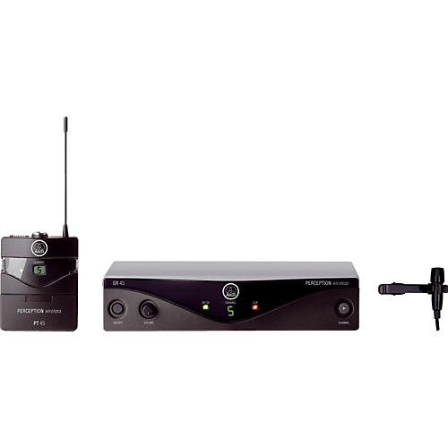 AKG Perception Wireless Presenter Set Band A