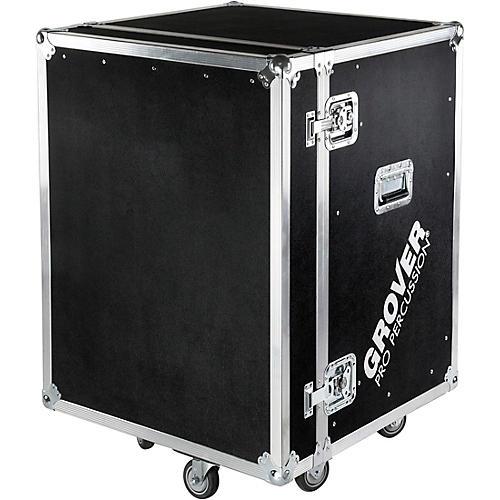 Grover Pro Percussion Tour Box Black