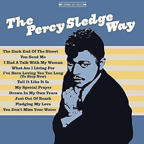 Alliance Percy Sledge - Percy Sledge Way