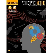 Hal Leonard Perfect Pitch Method: A Musician's Guide to Recognizing Pitches by Ear (Book/3-CD/Online Audio)