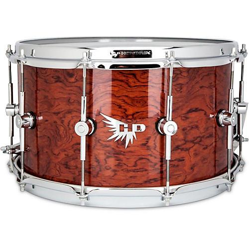 Hendrix Drums Perfect Ply Bubinga Snare Drum 14 x 8 in. Bubinga Gloss