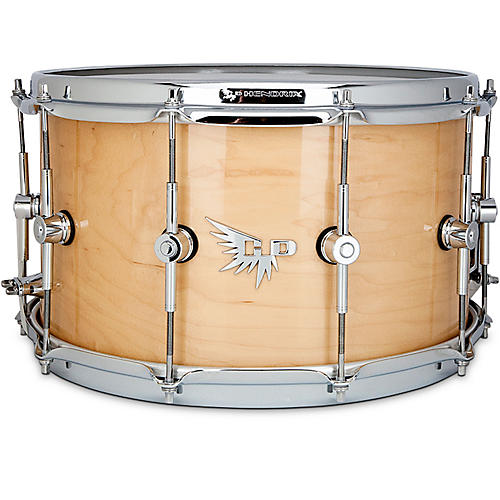 Hendrix Drums Perfect Ply Series Maple Snare 14 x 8 in. Maple Gloss