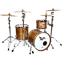 Perfect Ply Series Walnut 3-Piece Shell Pack, Fusion Sizes Satin