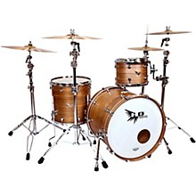 Hendrix Drums Perfect Ply Series Walnut 3-Piece Shell Pack