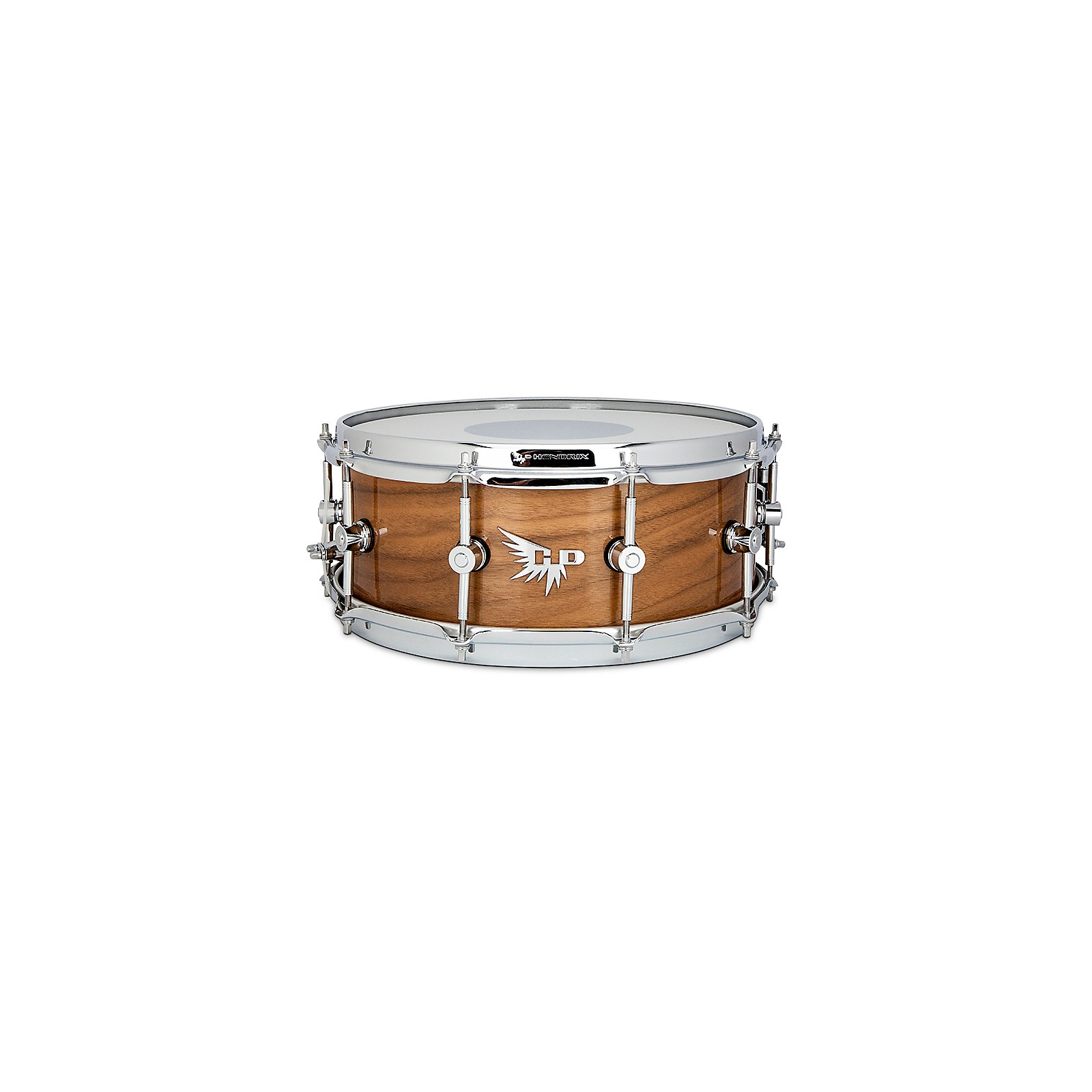 Hendrix Drums Perfect Ply Walnut Snare Drum