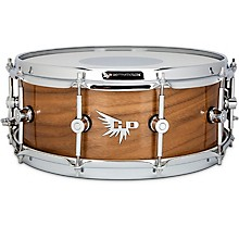 Perfect Ply Walnut Snare Drum 14 x 5.5 in. Walnut Gloss