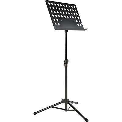 Musician's Gear Perforated Tripod Orchestral Music Stand