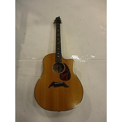 Breedlove Performance Focus Maple D Acoustic Electric Guitar